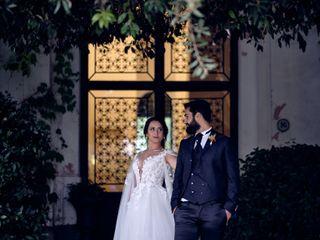 Le nozze di Giovanni e Claudia 2
