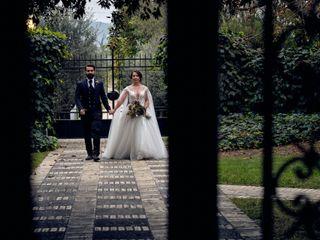 Le nozze di Giovanni e Claudia 3