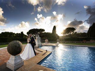Le nozze di Pierpaolo e Claudia