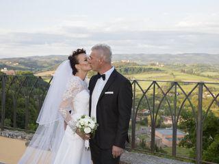 Le nozze di Ana Maria e Saverio