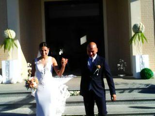 Le nozze di Monica Sorrentino e Mirko Falasco