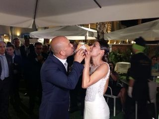 Le nozze di Monica Sorrentino e Mirko Falasco 1