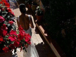 Le nozze di Monica Sorrentino e Mirko Falasco 2