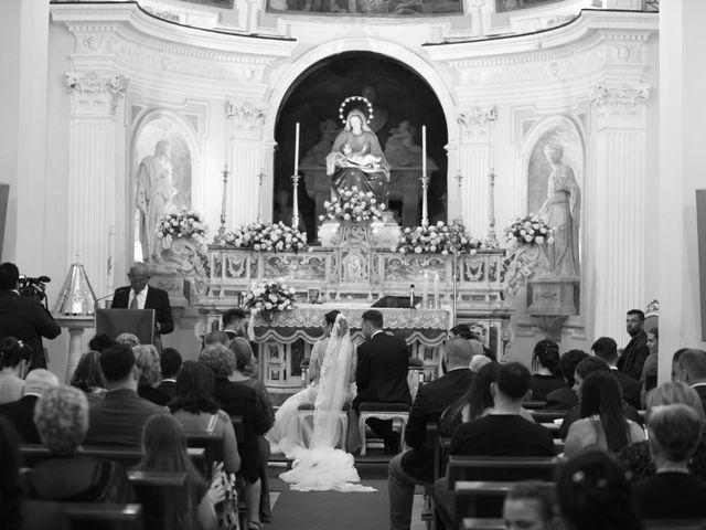 Il matrimonio di Giorgio e Anna a Napoli, Napoli 7