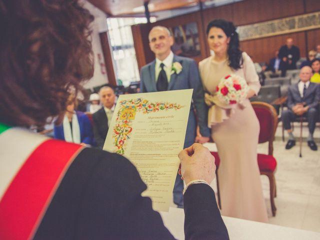 Il matrimonio di Andrea e Claudia a Carrara, Massa Carrara 16