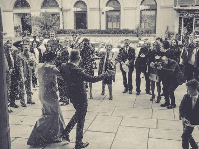 Il matrimonio di Andrea e Claudia a Carrara, Massa Carrara 23