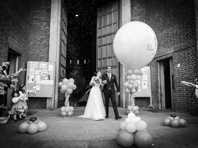 Il matrimonio di Vincenzo e Veronica a Milano, Milano 11