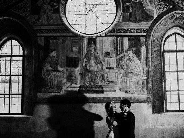 Il matrimonio di Fabio e Chiara a Pinerolo, Torino 35