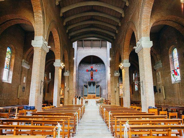 Il matrimonio di Pietro e Elisa a Reggio nell'Emilia, Reggio Emilia 43