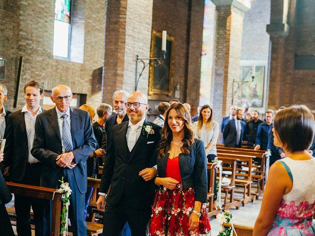 Il matrimonio di Pietro e Elisa a Reggio nell'Emilia, Reggio Emilia 52