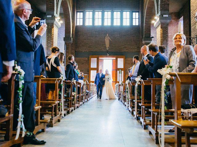 Il matrimonio di Pietro e Elisa a Reggio nell'Emilia, Reggio Emilia 56