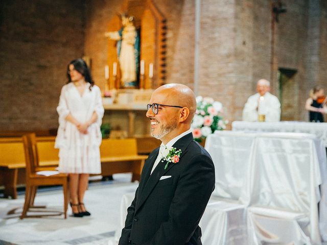 Il matrimonio di Pietro e Elisa a Reggio nell'Emilia, Reggio Emilia 57