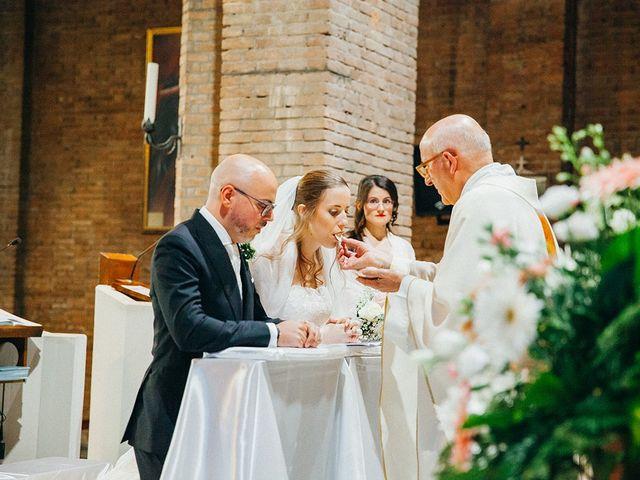 Il matrimonio di Pietro e Elisa a Reggio nell'Emilia, Reggio Emilia 87