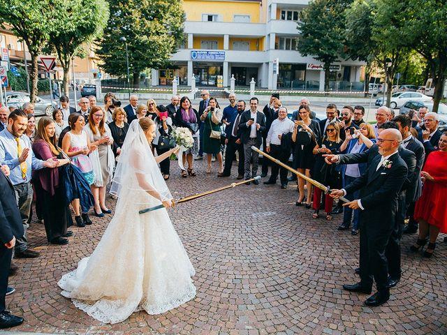 Il matrimonio di Pietro e Elisa a Reggio nell'Emilia, Reggio Emilia 104