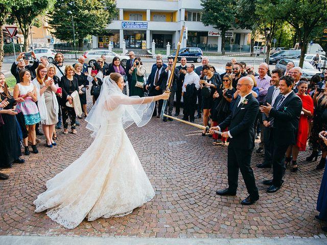 Il matrimonio di Pietro e Elisa a Reggio nell'Emilia, Reggio Emilia 105