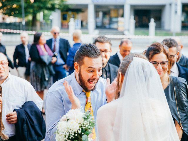 Il matrimonio di Pietro e Elisa a Reggio nell'Emilia, Reggio Emilia 111