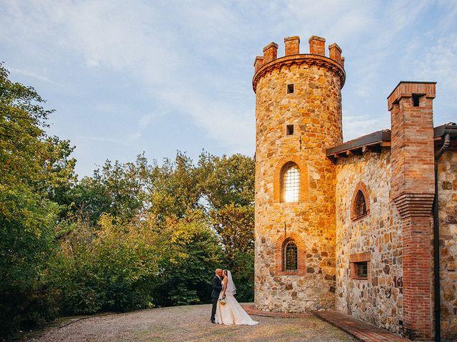 Il matrimonio di Pietro e Elisa a Reggio nell'Emilia, Reggio Emilia 140
