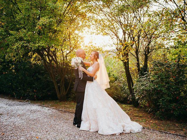 Le nozze di Elisa e Pietro