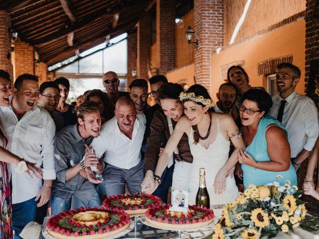 Il matrimonio di Luca e Manuela a Novara, Novara 59