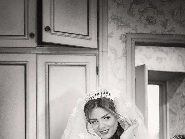 Il matrimonio di Michael e Gina a Roma, Roma 15