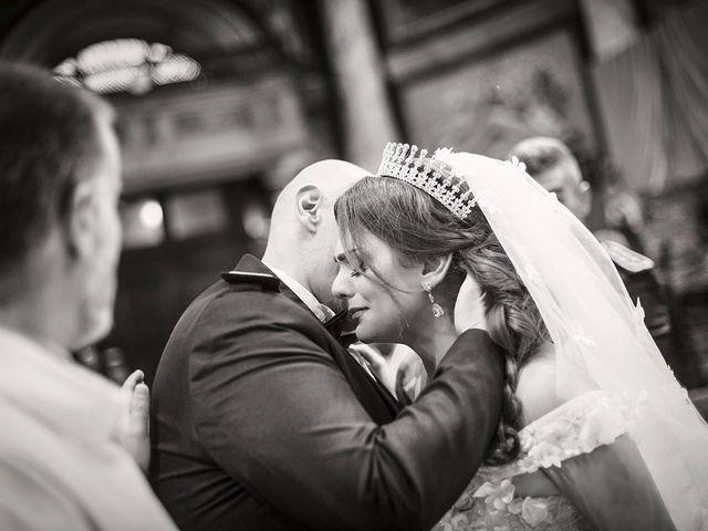 Il matrimonio di Michael e Gina a Roma, Roma 17