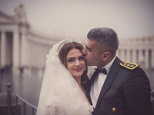 Il matrimonio di Michael e Gina a Roma, Roma 19
