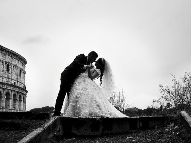 Il matrimonio di Michael e Gina a Roma, Roma 20