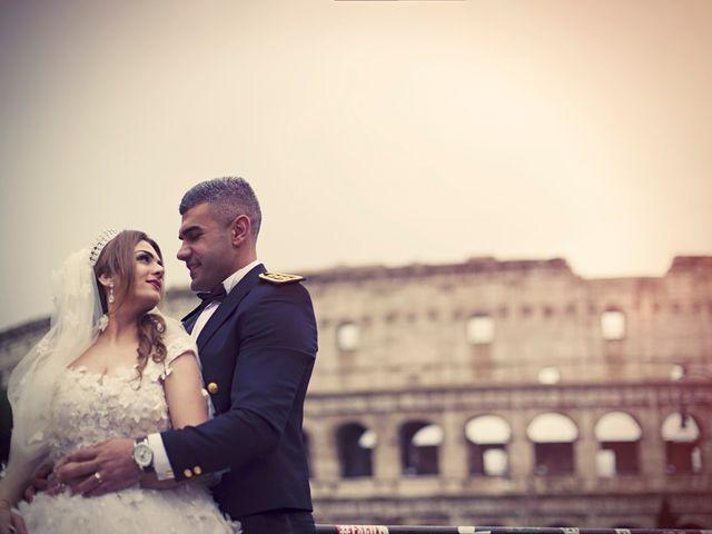 Il matrimonio di Michael e Gina a Roma, Roma 22