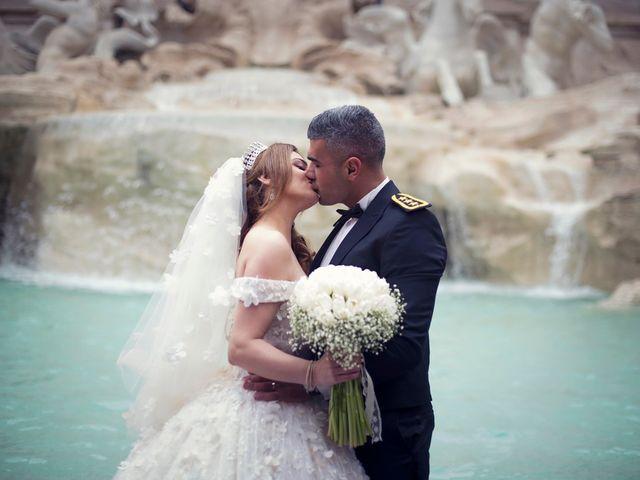 Il matrimonio di Michael e Gina a Roma, Roma 23