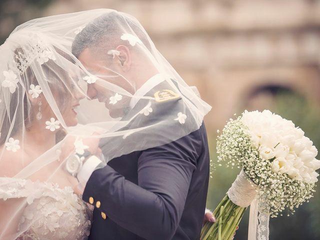 Il matrimonio di Michael e Gina a Roma, Roma 24