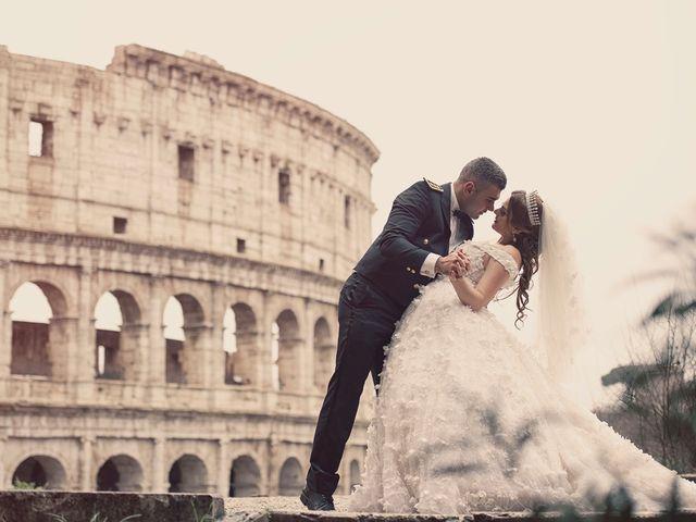 Il matrimonio di Michael e Gina a Roma, Roma 25