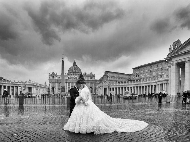 Il matrimonio di Michael e Gina a Roma, Roma 27