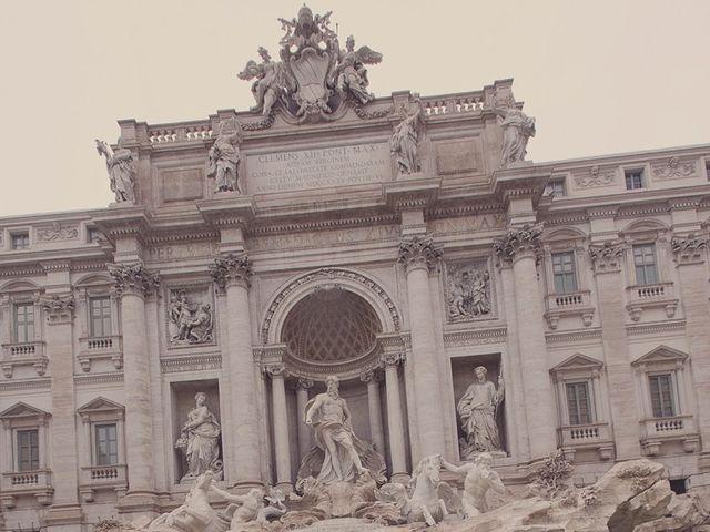 Il matrimonio di Michael e Gina a Roma, Roma 28