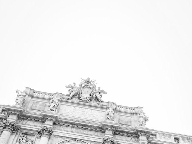 Il matrimonio di Michael e Gina a Roma, Roma 2