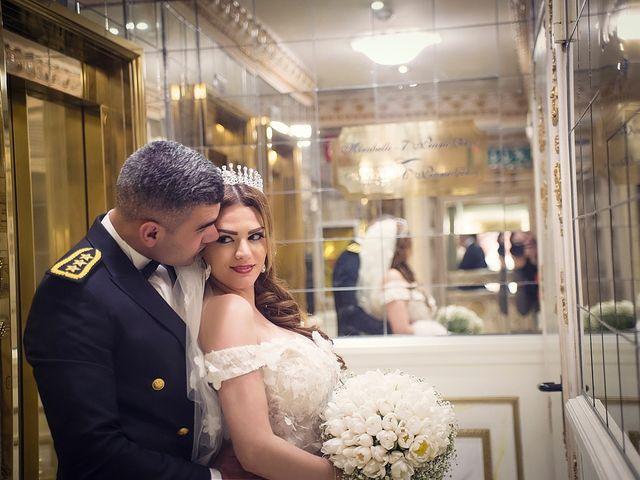 Il matrimonio di Michael e Gina a Roma, Roma 30
