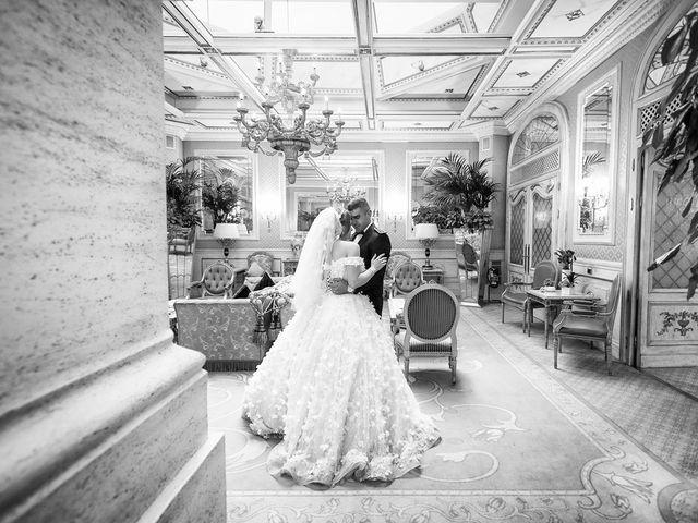 Il matrimonio di Michael e Gina a Roma, Roma 31