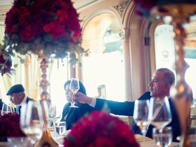Il matrimonio di Michael e Gina a Roma, Roma 34