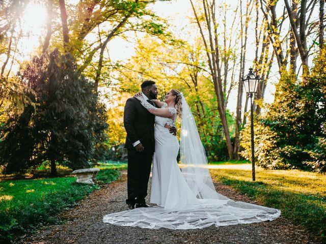 Il matrimonio di Anthony e Elena a Gorgo al Monticano, Treviso 5