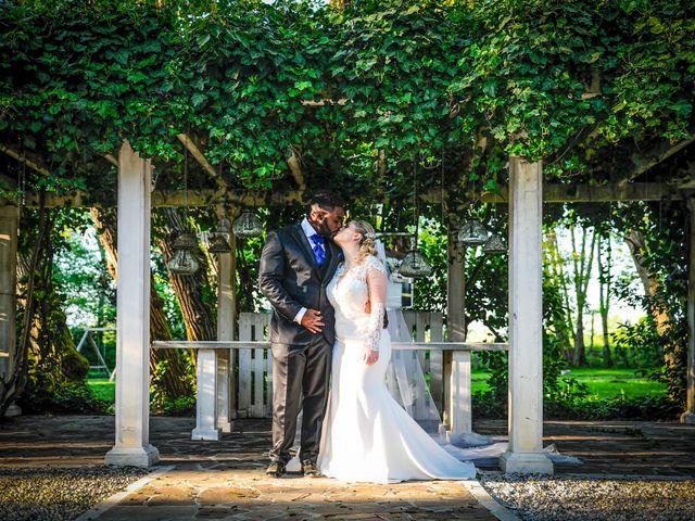 Il matrimonio di Anthony e Elena a Gorgo al Monticano, Treviso 11