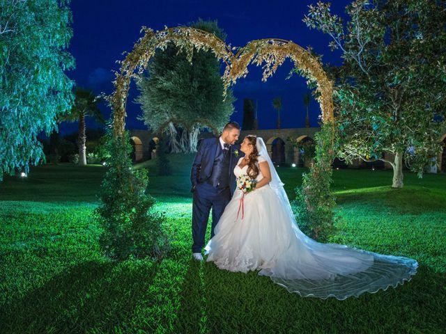 le nozze di Alessia e Rocco