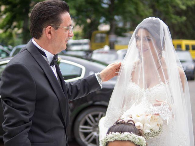Il matrimonio di Sebastiano e Giusy a San Sebastiano al Vesuvio, Napoli 14