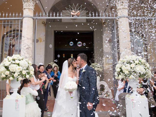 Il matrimonio di Sebastiano e Giusy a San Sebastiano al Vesuvio, Napoli 19