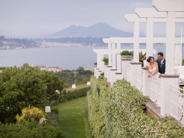 Il matrimonio di Sebastiano e Giusy a San Sebastiano al Vesuvio, Napoli 39