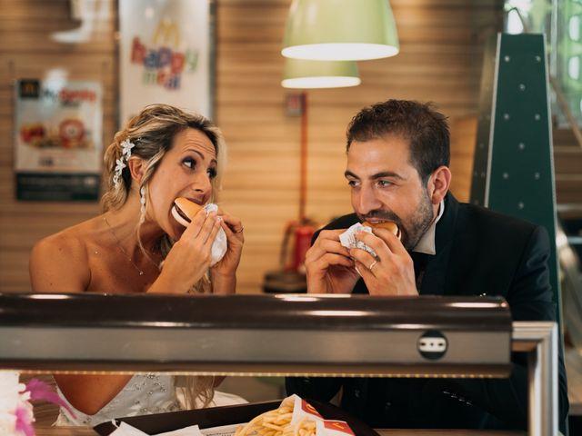 Le nozze di Alessia e Roberto