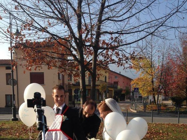 Il matrimonio di Marco e Martina a Chiuppano, Vicenza 33