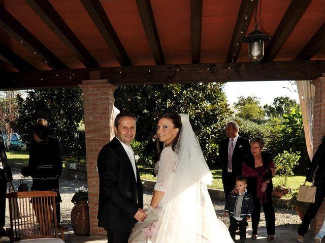 Il matrimonio di Benedetto e Linda a Pontedera, Pisa 18