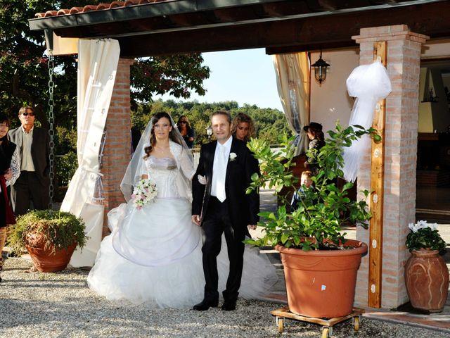 Il matrimonio di Benedetto e Linda a Pontedera, Pisa 19