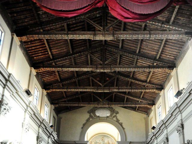 Il matrimonio di Benedetto e Linda a Pontedera, Pisa 29