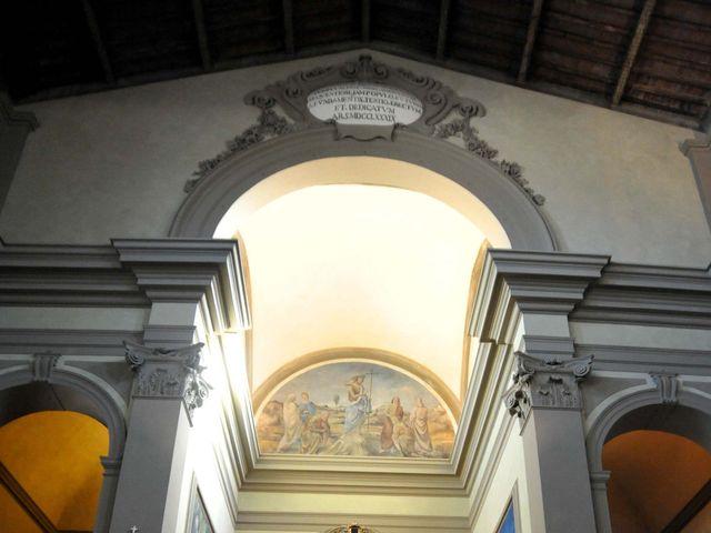 Il matrimonio di Benedetto e Linda a Pontedera, Pisa 30
