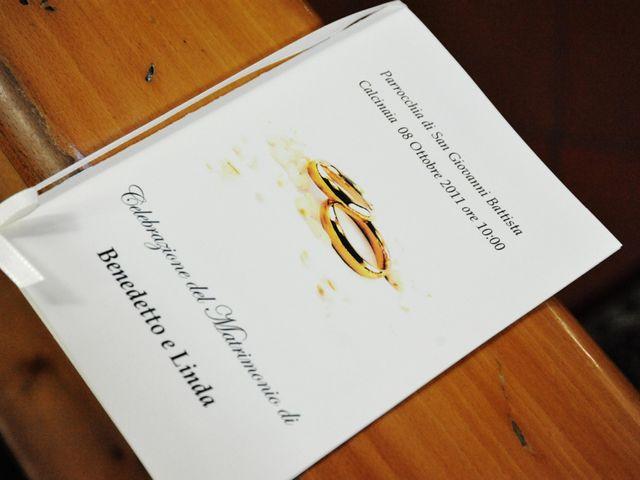 Il matrimonio di Benedetto e Linda a Pontedera, Pisa 32